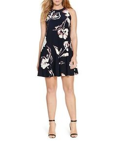 Collection of Beautiful Plus Size Summer Dresses - above: Ralph Lauren.
