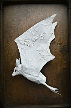 Fancy making your own spooky bat for Halloween?…well now you can…..I've made this bat tutorial for Anthropologie Have fun! Follow this link…… http://www.anthropologie.com/uk/en/blog/make-it-happen-spooky-bat-diy/   http://www.mister-finch.com/