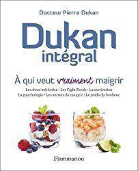 Le régime Dukan est un régime hyperprotéiné pauvres sucres et en graisses. Organisé en quatre phases, il promet de perdre du poids rapidement et sans faim.