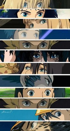 Eyes of Howl