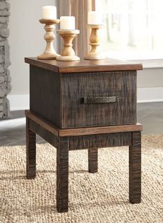 Pin By Meubles Ashley Homestore On Passion Et Positivite End Tables Chair Side Table Table