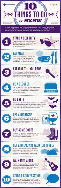 10 things to do