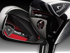 These are the clubs that I am hoping to put in my golf bag soon.