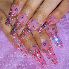 40 Stunning Manicure Ideas for Short Nails 2019 Short Gel Nail Arts – Manicure Trends 2020 Edgy Nails, Aycrlic Nails, Grunge Nails, Bling Acrylic Nails, Best Acrylic Nails, Acrylic Nail Designs, Nail Swag, Manicure Y Pedicure, Manicure Ideas