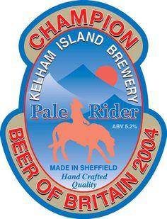 KELHAM ISLAND BREWERY - PALE RIDER