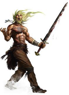 Berserker!!!