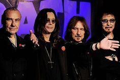 Black Sabbath with Ozzy Osbourne.....