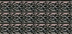 Moroccan Hand Chiseled Tile - CHT008,  http://www.badiadesign.com/moroccan-hand-chiseled-tile-cht008