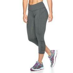 Women's Tek Gear® Shapewear Shirred Capri Workout Leggings  SALE $17.99
