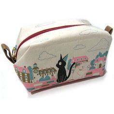 Kiki's Delivery Service Pen pouch F/S STUDIO GHIBLI from JAPAN