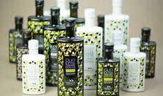 22 Diseños de Packaging de Aceite de Oliva italiano