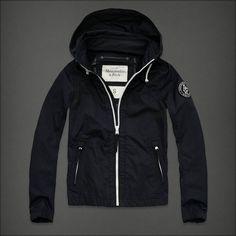 A Mens All-Season Weather Warrior Jacket Black