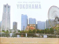 YOKOHAMA Travel In a Day :http://www.petitediaries.com/2017/08/exploring-yokohama-in-day-minato-mirai.html - #minatomirai #redbrickewarehouse #japan #travelblogger #city #explorejapan #traveldiary