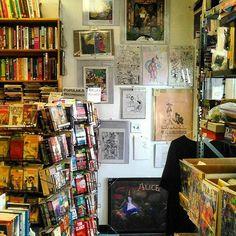 http://ift.tt/2lQMXEF Wall of original art at A Castle of Books. 484 W. Willow St. [February 16 2017 at 02:00PM]  via Instagram   http://ift.tt/LPOyAG BUY  TRADE  SELL - Books Comics Toys Movies Magazines & Ephemera. #UsedBooks #LongBeach #ComicBooks #BixbyKnolls #Read