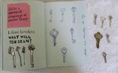 the pocket scavenger by keri smith - Google Search