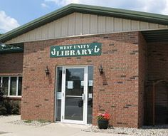 West Unity Branch   Williams County Public Library