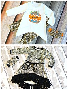 Introducing our new Wild About Fall Collection!  Outfits from $13.50 this week only!