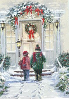 christmas door | par Paicil