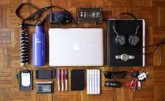 I love a well organised bag