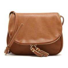 Women Vintage Crossbody Bags Ladies Casual Shoulder Bags Messenger Bags - Loluxe - 1