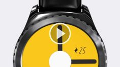 Samsung Gear S2 USP 'Circular Wheel'