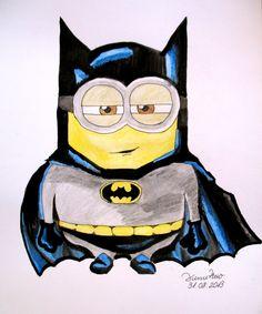 Batman minion