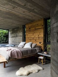 Living in concrete