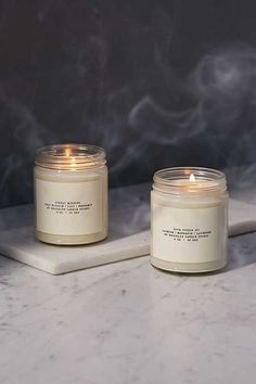 Shop Brooklyn Candle Studio Folk + Fluera Candle at Urban Outfitters today. Candle Packaging, Candle Labels, Candle Jars, Photo Candles, Diy Candles, Scented Candles, Velas Diy, Minimalist Candles, Living At Home