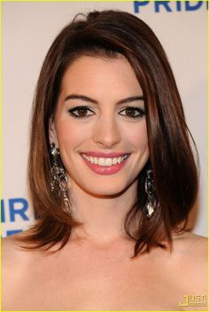 Anne Hathaway | If you follow Anne Hathaway, you know that she was selected as one of ...