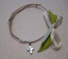 20pcs Martyrika Martirika Witness pins Bracelet by GIASEMAKI Boy Baptism, Christening, White Beads, Communion, Wedding Favors, Greek, Handmade Items, Take That, Metal
