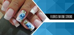nivo Manicure, Nails, Nail Ideas, Costa, How To Make, Painting, Beauty, Nail Art Flowers, Flower Nails