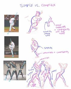 #arttipsclothes Gesture Drawing, Anatomy Drawing, Drawing Poses, Drawing Tips, Drawing Reference, Drawing Stuff, Drawing Sketches, Cool Drawings, Sketching