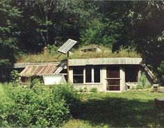 Designing, Building Solar Underground House-Sue Robishaw, Steve Schmeck