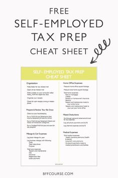 tax prep tax organization self employed taxes tax tips Small Business Bookkeeping, Small Business Accounting, Business Advice, Business Planning, Business Coaching, Starting A Business, Accounting Basics, Bookkeeping Services, Team Coaching