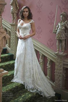 LOVE this johanna hehir wedding dress