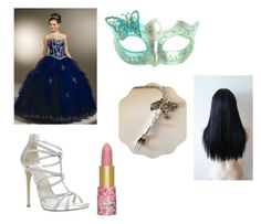 """""""Daughter of Poseidon"""" by percy-jackson-is-life ❤ liked on Polyvore featuring ALDO, Kenzie and tarte"""