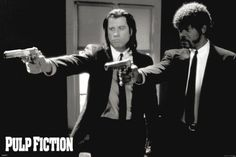 """In an alternate universe Charleton Heston, Harry Belafonte, Kim Novak, Laurence Olivier and Burt Lancaster would be in """"Pulp Fiction. Pulp Fiction, Fiction Movies, Steve Mcqueen, Harry Belafonte, John Travolta, Classic Movie Posters, Classic Movies, Quentin Tarantino, Films Récents"""