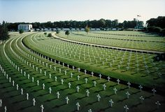 cemetery in Cambridge, England, contains the remains of American war dead from World War II. Military Cemetery, American Cemetery, In Harm's Way, Home Of The Brave, Lest We Forget, American War, American History, Click Photo, God Bless America