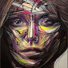 Artist - hopare - Street Art - Urbacolors