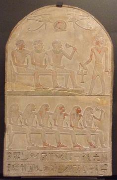Kemet reliefs in ancient Egypt.