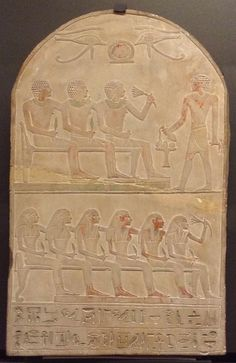 Kemet reliefs in ancient Egypt.