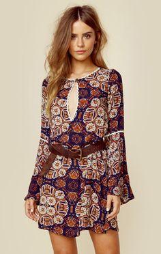Cleobella Clothing Boho Dresses Klyn Short Dress  | Fashion | Style | Dresses | Shop @ CollectiveStyles.com