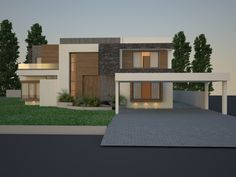 Modern architectural design to construct your home in an attractive way.