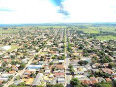 Guairaçá, Paraná, Brasil - pop 6.500 (2014)