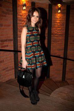 Miroslava Duma - Procurando inspirações para vestir hoje a noite ? Inspirem no…