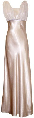 Satin Chiffon Prom Dress Holiday Formal Gown Crystals Full Length Junior Plus Size $69.99