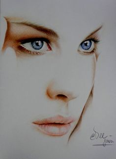 Liv Tyler - Dee-java is a colored pencil artist from Indonesia.