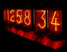 Nocrotec V600 Nixie Clock