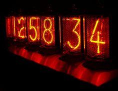 Nocrotec V600 Nixie Clock