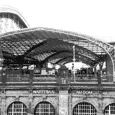 Estação de Koln - Alemanha...adorei!